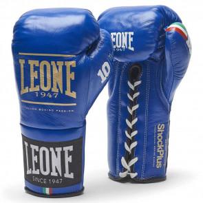Guantoni Leone Shock Plus GN102L Azzurro Italia