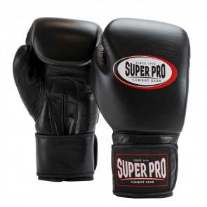 Guantoni Super Pro Thai-Pro Nero