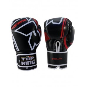 Guantoni 10 Oz Top Ring Boxe Kick Boxing Absolute Art. 309