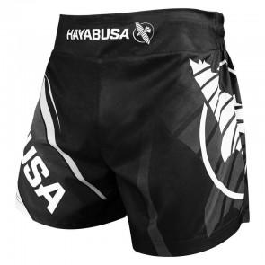 Pantaloncini da kick boxing Hayabusa 2.0 nero