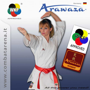 Karategi Kata Arawaza Amber Evolution