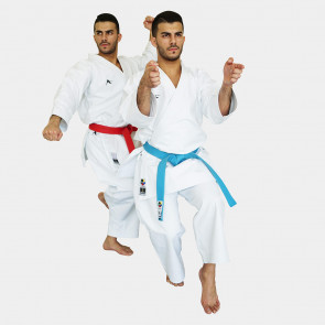 Karategi Kata Arawaza Black Diamond WKF