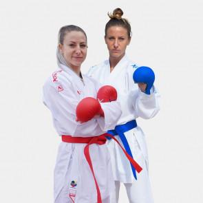 Karategi Kumite Arawaza Onyx Zero Gravity Premier League WKF Rosso