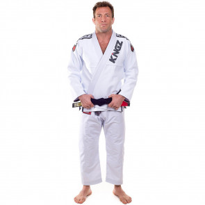 BJJ Gi Kingz Ultralight Bianco