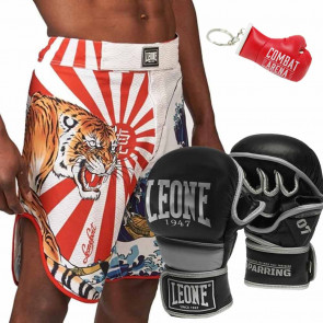 Kit Leone Japan Tiger MMA