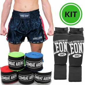 Kit Kick Boxing Combat Arena