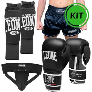 Kit Kick Boxing Leone Flash