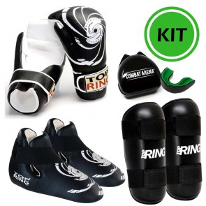 Kit Kick Boxing Semi Contact Hurricane Top Ring