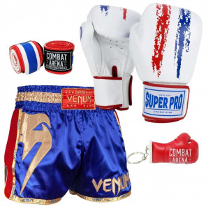 Kit Thai Warrior