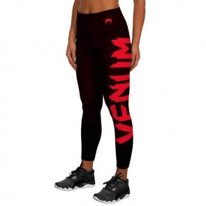 Leggings lunghi Venum Giant Rosso