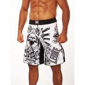 Pantaloncini da MMA Leone Invictus AB791