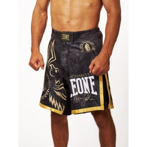 Pantaloncini MMA Leone Legionarius AB790 - neri