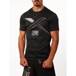 T-shirt Leone Extrema Basic-X ABX21 Nero