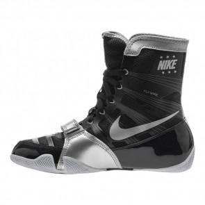 Stivaletti da Boxe Nike Hyperko - visione laterale