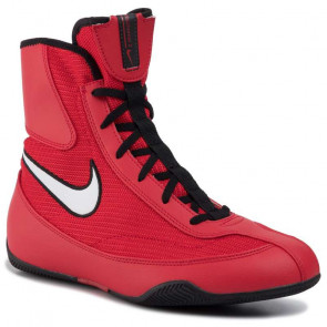 Stivaletti Boxe Nike Machomai rosso