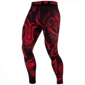 Pantaloni a compressione Venum Gladiator 3.0 Rosso