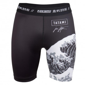 Pantaloncini a compressione Tatami Kanagawa davanti