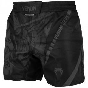 Pantaloncini MMA Venum Devil Nero-nero davanti