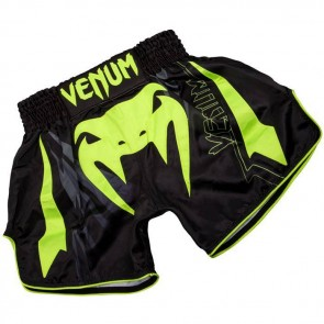 Pantaloncini da thai-kick Venum Sharp 3.0 Giallo