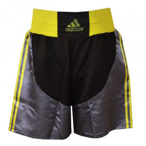 Pantaloncini da boxe Adidas Solar NEW Giallo