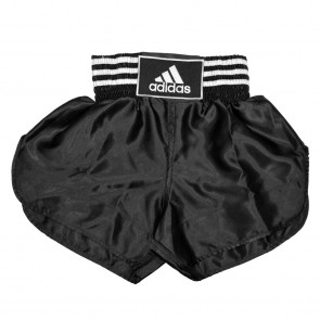 Pantaloncini da thai Adidas Thai Style Nero/bianco