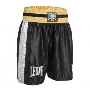 Pantaloncini da Boxe AB734 Nero