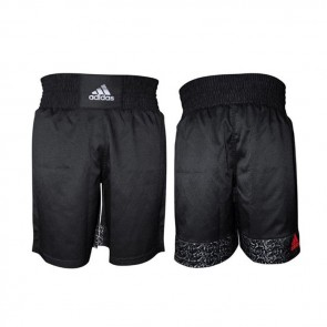 Pantaloncini da boxe Adidas dark vs light Nero