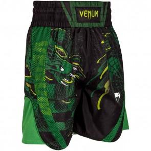 Pantaloncini boxe Venum Green Viper