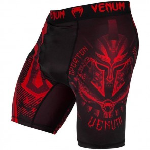 Pantaloncini a compressione Venum Gladiator 3.0 Rosso