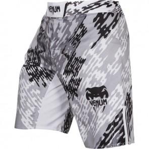 Pantaloncini da MMA Venum Neo Camo Bianco-Nero