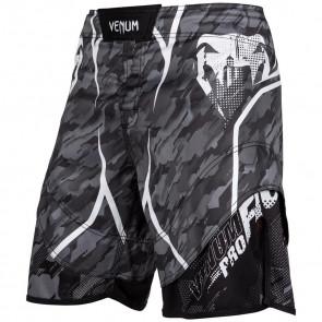 Pantaloncini da MMA Venum Tecmo Grigio Scuro