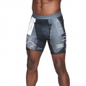 Pantaloncini MMA a compressione Leone Zenith AB933