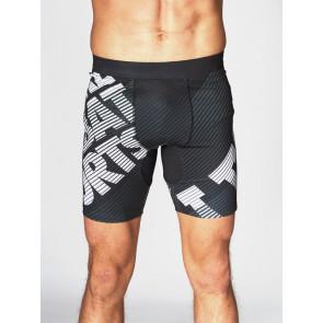 Pantaloncini MMA Leone WACS AB931 a compressione
