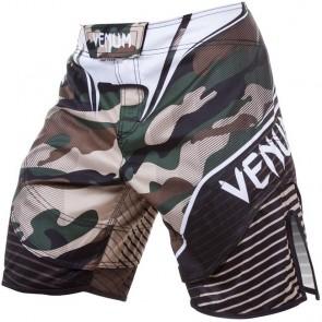Pantaloncini MMA Venum Camo Hero Mimetico