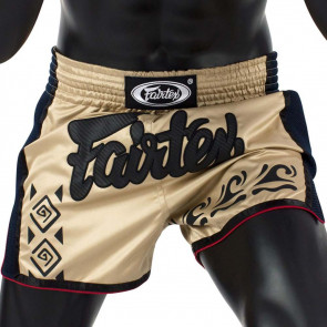 Pantaloncini Muay Thai Fairtex BS1713 Khaki