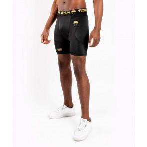 Pantaloncini Venum G-Fit nero-oro