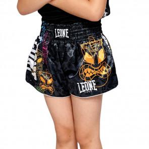 Pantaloncini bambino thai-kick Leone Totem ABJ05