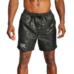 Pantaloncini Leone CamoBlack ABX512 da allenamento