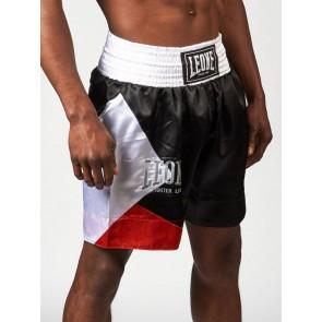 Pantaloncini boxe Leone Fighter Life AB211
