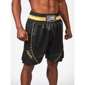 Pantaloncini da boxe Leone Premium AB240 nero