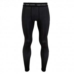 Pantaloni compressione Tatami Rival Solid Black
