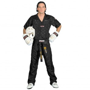 Pantaloni da kick boxing Top Ten Mesh
