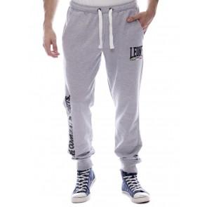 Pantaloni Leone in felpa LSM1846 Grigio