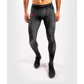 Pantaloni Venum Contender 5.0 - Nero-rosso
