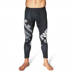 Pantaloni a compressione Leone WACS AB932  nero
