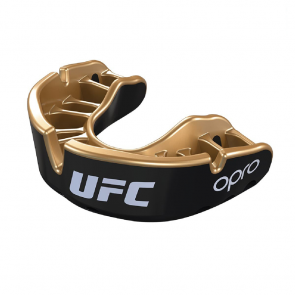 Paradenti Opro Gold approvato UFC Nero