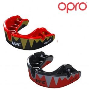 Paradenti Opro Platinum Fangz Ufc