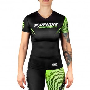Rashguard donna Venum Training Camp 2.0 maniche corte