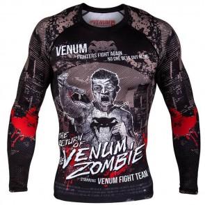Rashguard a maniche lunghe Venum Zombie Return