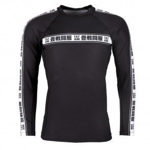 Rashguard Tatami Fightwear Worldwide davanti